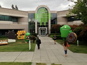 android bulding at google